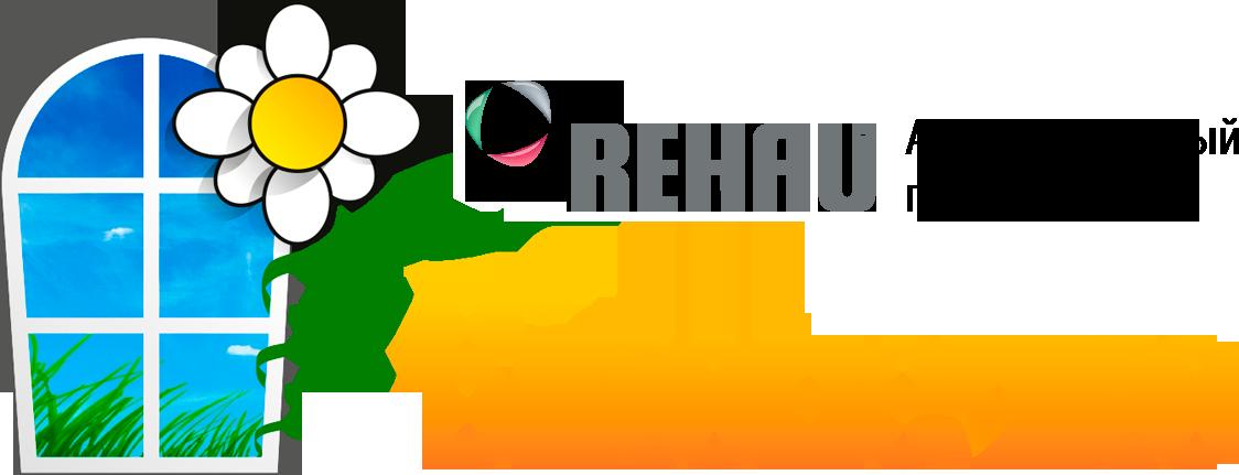 rehau лого: